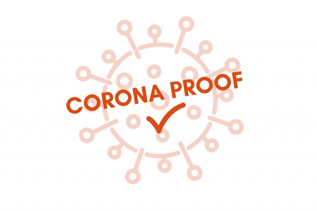 Coronaproof afbeelding