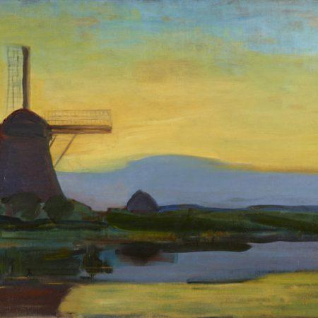 Oostzijdse Molen Piet Mondriaan