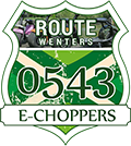 Route Wenters Icon